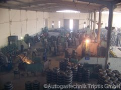 Produktionsstätte für Ihre Autogastanks
