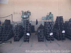 Teile und Maschinen zur Herstellung