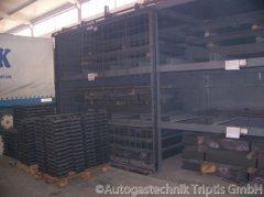Anlieferung von Rohmaterial zur Autogas Tank Herstellung