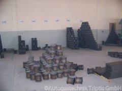 Autogas Tank Fertigung Arbeitsschritt