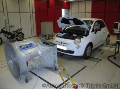 Professionelle Abgasuntersuchung ihres Autogas Fahrzeuges
