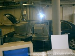 ESM Autogastechnik Triptis testet Autogas Fahrzeuge