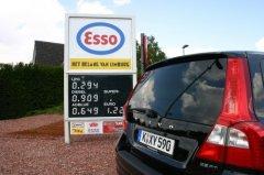 Autogas in Belgien