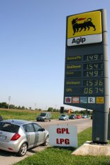 Autogas in Italien