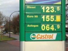 Autogas in den Niederlanden