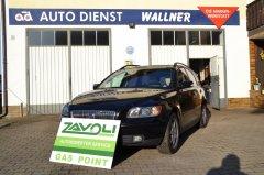 Einbau einer Autogasanlage von Zavoli in den Volvo V50 2,4 125 KW