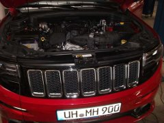 Jeep Grand Cherokee 6.4 SRT